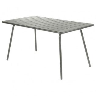 Luxembourg Tisch 143x80 cm, baumwollweiss