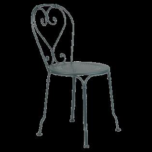 1900 Stuhl, zederngrün
