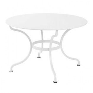 Romane Tisch Ø 137 cm, Baumwollweiss