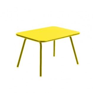 Luxembourg Kid Tisch, zitrone